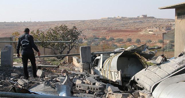 Russia airstrikes kill 11 civilians in Syria's Idlib