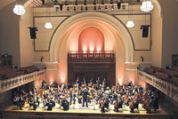 The compositions of the Ottoman Imperial family as well as their masters of music resonated at London's Cadogan Hall on Nov. 27. Co-organized by Yunus