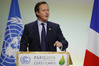 British Prime Minister David Cameron says Parliament will hold a 1-day debate and vote in the House of Commons on Wednesday on whether the U.K. should launch airstrikes against Daesh militants in...