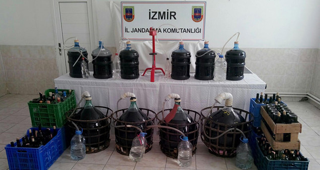 Izmir bootleg alcohol poisoning toll increases to 8