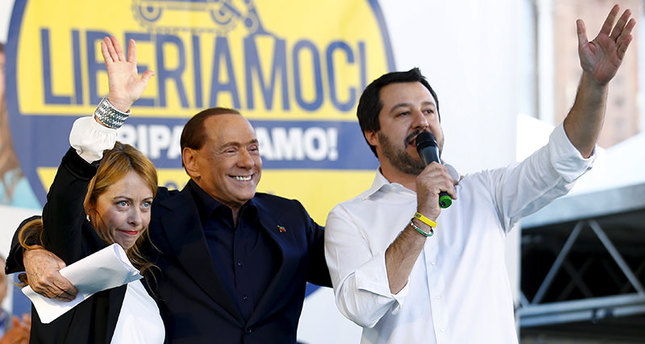Italian far-right leader to quit EU if Turkey enters
