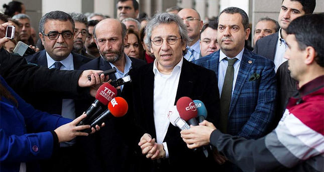 Appeal against arrests of Dündar, Gül dismissed