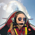 Flying without fear: Meet Turkeys first professional female aerobatic pilot