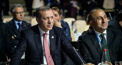 President Recep Tayyip Erdoğan, speaking to the press on the sidelines of United Nations' climate conference (COP21) at the Le Bourget Fair Center in Paris on Monday, said any comprehensive deal...