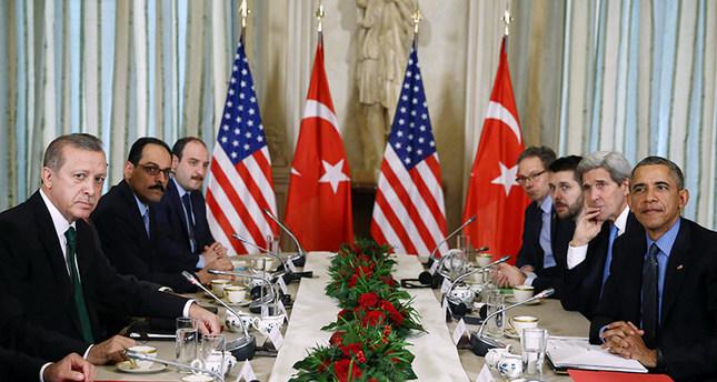 Erdoğan, Obama urge easing Russia-Turkey tensions