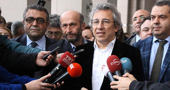 Appeal against arrests of Dündar, Erdem Gül rejected