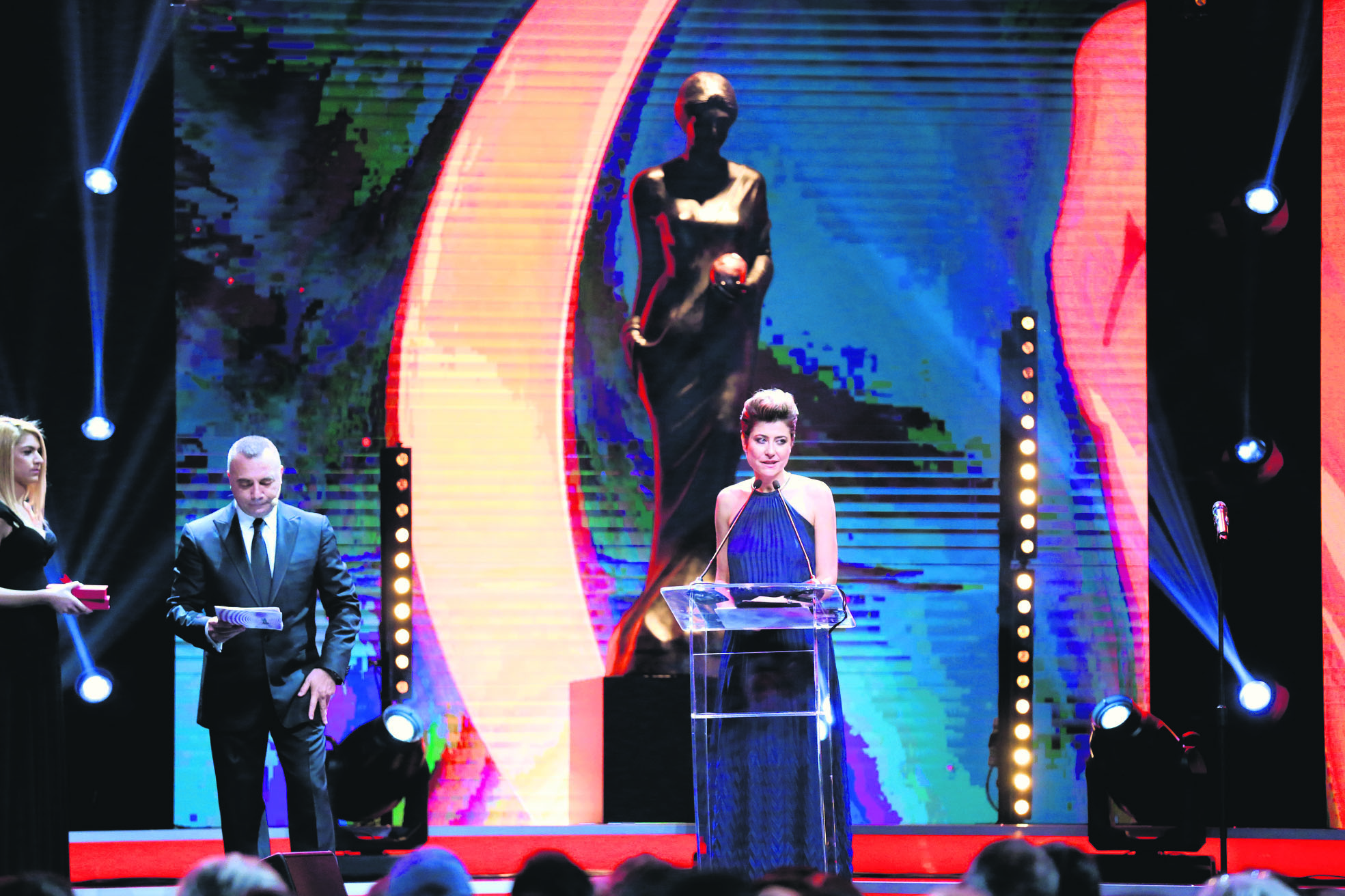 The Antalya Film Festival delivers the Golden Orange awards