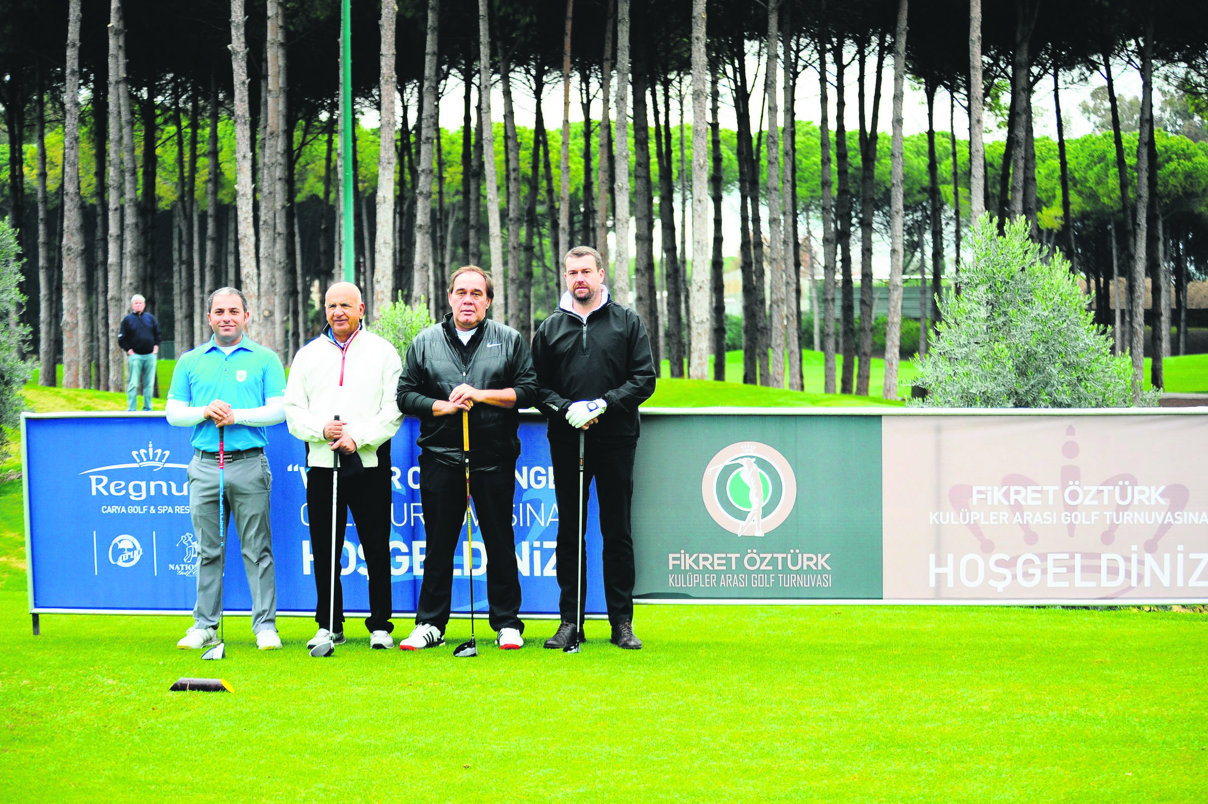 G20 host hotel presents tournament for Turkish golf clubs