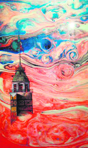 Man behind visibility of marbling at UNESCO