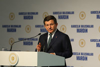Turkey's Prime Minister Ahmet Davutoğlu traveled to the southeastern province of Mardin on Friday, where he introduced the government's newly drafted counterterror