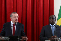 President Recep Tayyip Erdoğan has described Russian allegations about Turkey preparing military action in Syria as