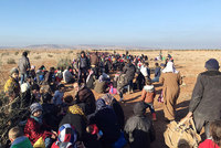 Turkish Red Crescent chairman Ahmet Lütfi Akar said on Friday that the organization has completed its preparations and is ready to serve the new wave of refugees escaping the Russian and Syrian...