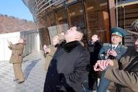 North Korea announced Sunday that it successfully blasted a satellite into orbit earlier in the day.  The official statement carried by Pyongyang's state-run media was backed up by a South Korean...