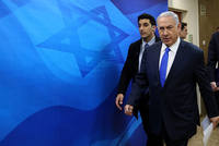 Israeli Prime Minister Benjamin Netanyahu has called for a group of Arab-Israeli lawmakers who recently visited the families of alleged Palestinian attackers to be banned from serving in the...