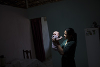 At least 12 groups are now working to develop a Zika vaccine and health authorities said on Monday they were working to ensure development proceeded as rapidly as possible.  The World Health...