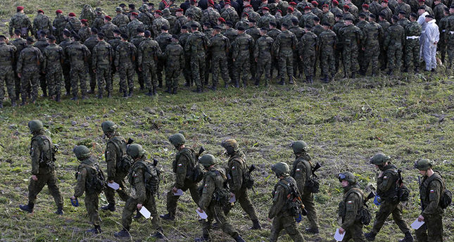 Russia to hold massive military drill in southwest