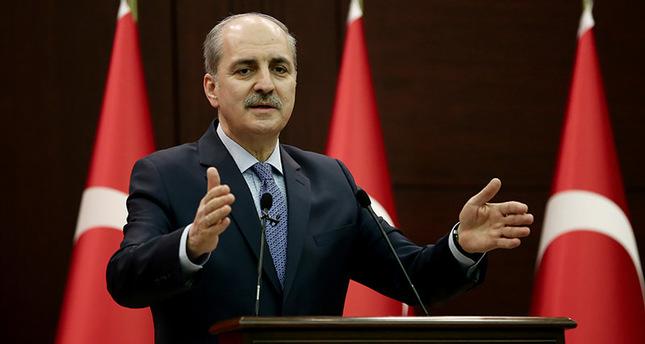 Turkey will help people inside of Syria: Deputy PM