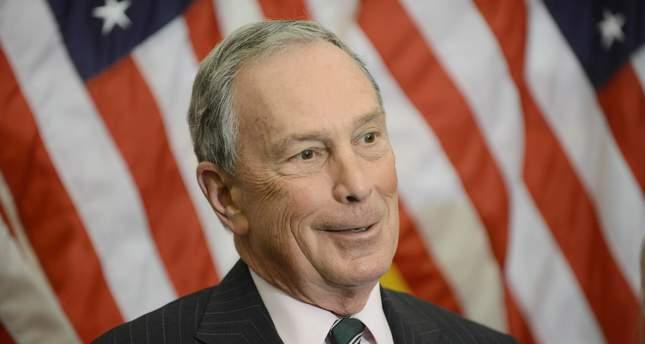 Bloomberg eyes 2016 run for U.S. president