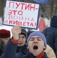 Putin risks social implosion with risky foreign policies