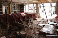 Turkey spent 100 million lira ($34.2 million) on repairs to schools hit in terrorist attacks last year, Education Minister Nabi Avci said Thursday.  In a presentation to a parliamentary budget...