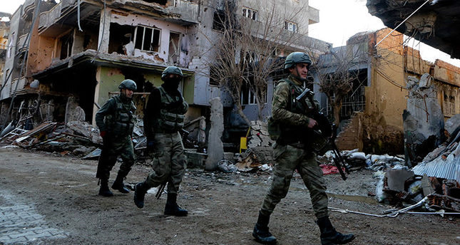 Operations in Cizre over, interior minister says