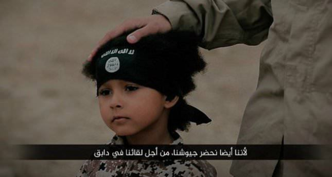 4-year-old British boy appears in second Daesh video