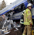 Experts locate final missing black box that could uncover cause of German train crash