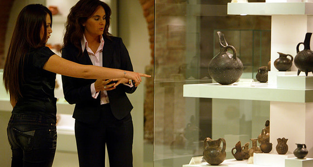Istanbul museum goes online
