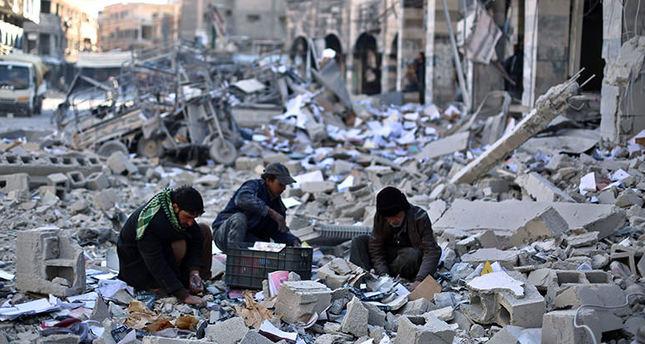 Russian strikes kill 16 civilians in Syrian town