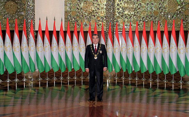 tajikistan launches children    s contest for best essay praising    president emo  rokhmon  reuters photo