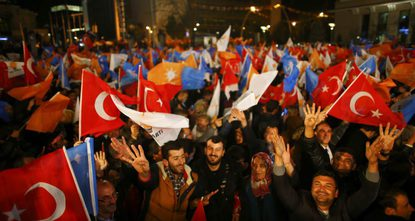 A recently published survey conducted by Infakto RW for the German Marshall Fund through face-to-face interviews with 1,024 people in 16 Turkish cities between Dec. 3 and Dec. 19, 2015 that asked...