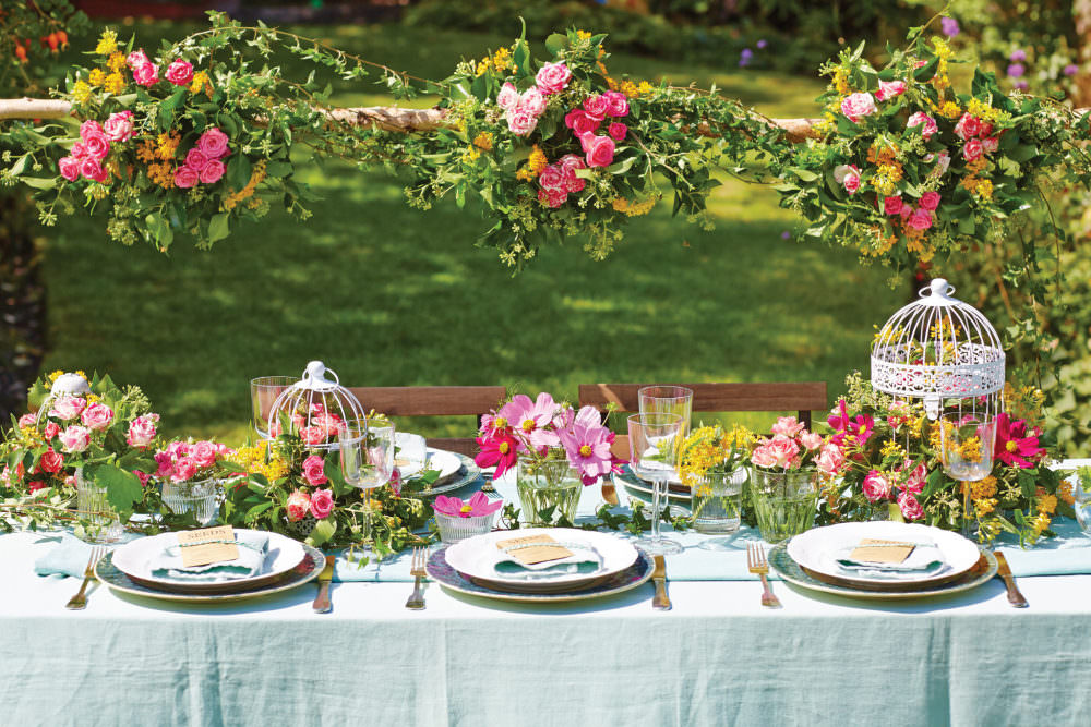 Countdown to wedding season: 2016 wedding trends