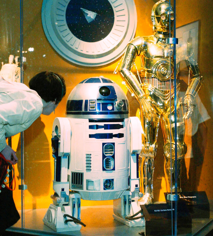 Star Wars Museum 91