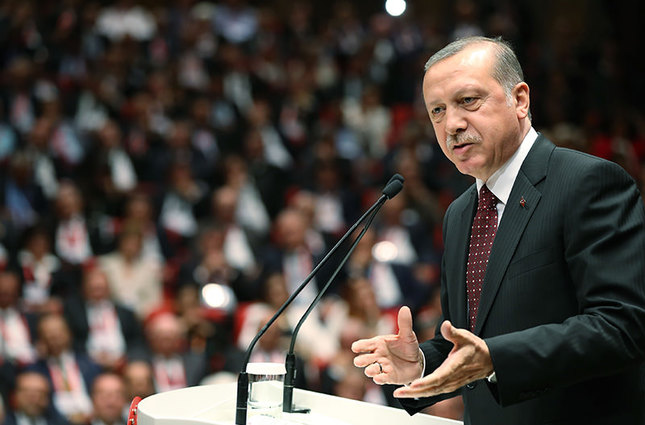 erdoğan says visa-free travel unimportant, calls on eu to fulfill promises