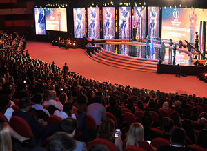 The curtains close at the 53rd International Antalya Film Festival with award ceremony