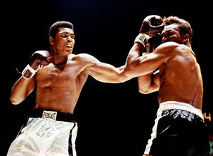 King of Boxing Muhammad Ali celebrates 73rd birthday