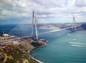 Turkey's mega projects to remember from 2016