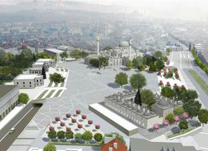 Istanbul's Beyazıt Square to get a face-lift