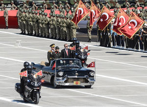 Turkey commemorates 93rd Victory Day