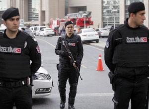 Turkish prosecutor taken hostage in Istanbul courthouse by DHKP-C terror organization