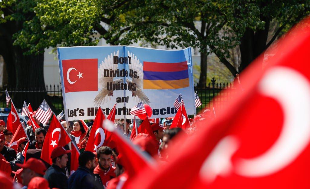 Turkey/Armenia: Reconciliation Commission Off To Rocky Start
