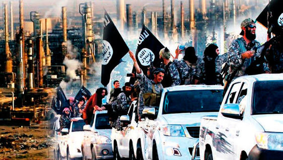 I��D petrolü Esad'a gidiyor