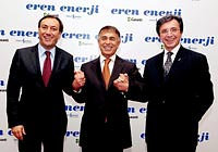 Eren Enerji'den 1.200 MW'lik yat�r�m