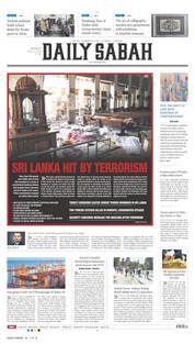 egazete - Daily Sabah