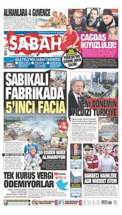 egazete - Sabah De