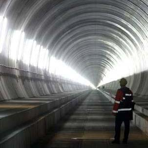 Swiss celebrate digging world's longest tunnel