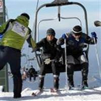 Skiing center opens in Samsun