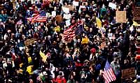 Authorities foil NY protest bid to shut Wall Street