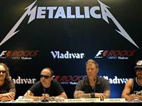 Band in a rush: Metallica aims to beat euro crisis