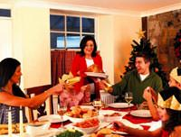 Seventy-five percent of us are spending New Year�s Eve at home